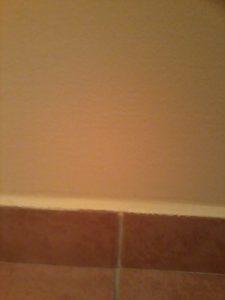 falszigetelés után a száraz fal